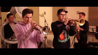 Feel Good Inc. - STUDIO VIDEO - Heavy Beat Brass Band