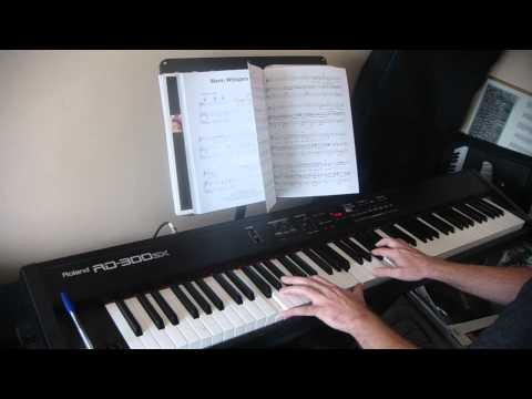 missy higgins warm whispers (piano instrumental cover)