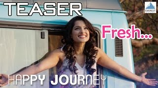 Fresh Official Song Teaser Happy Journey Marathi Movie Priya Bapat Atul Kulkarni