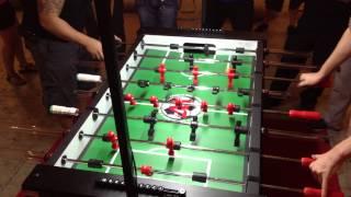 Foosball Filipinas Assn. Open Multi Table Tournament Highlight