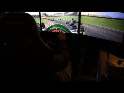 Assetto Corsa - Dream Pack 3 -1.4 update.. Lotus 25 @ Brands Hatch GP - |