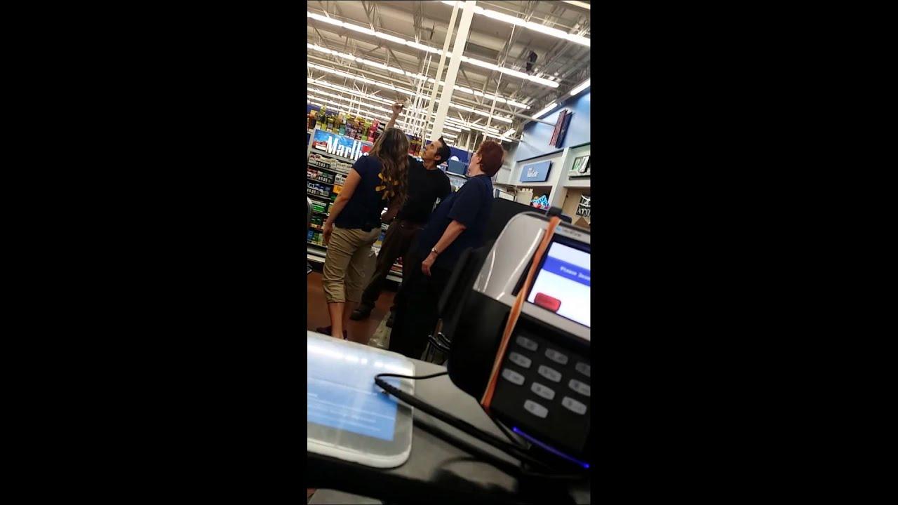 Walmart didn't cash my work check