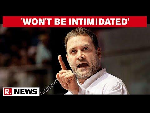 Rajiv Gandhi Foundation Probe: Rahul Gandhi Takes On PM Modi Over 'Intimidation'