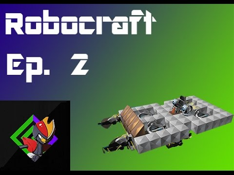 how to build good robots in robocraft