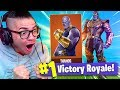 Download *NEW* INFINITY GAUNTLET WEAPON Coming Soon To Fortnite Battle Royale! 9 YEAR OLD BROTHER! NEW SKIN!?