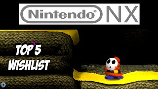Top 5 Video Game Sequels For The Nintendo NX