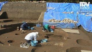 阿南市の加茂宮ノ前遺跡で縄文時代後期の集落発見