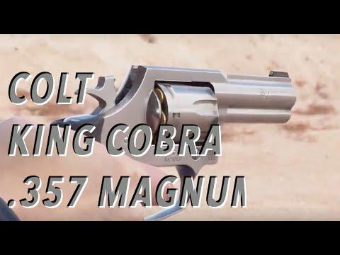 NEW Colt King Cobra .357 Magnum - SHOT Show 2019
