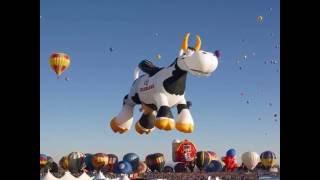 Andai Aku Punya Sayap - Lagu Anak - Gambar Balon Udara