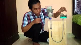 alat peraga fisika (hukum pascal)