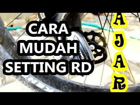 CARA MUDAH SETTING RD
