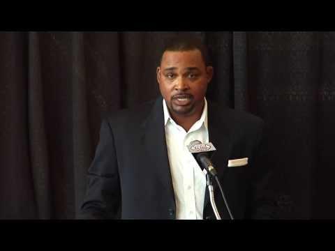 Andre Ware Intro at AdvoCare Texas Bowl Press Conference