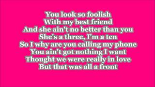 Keyshia Cole - Trust & Believe (lyrics onscreen) - New Music 2012 HD