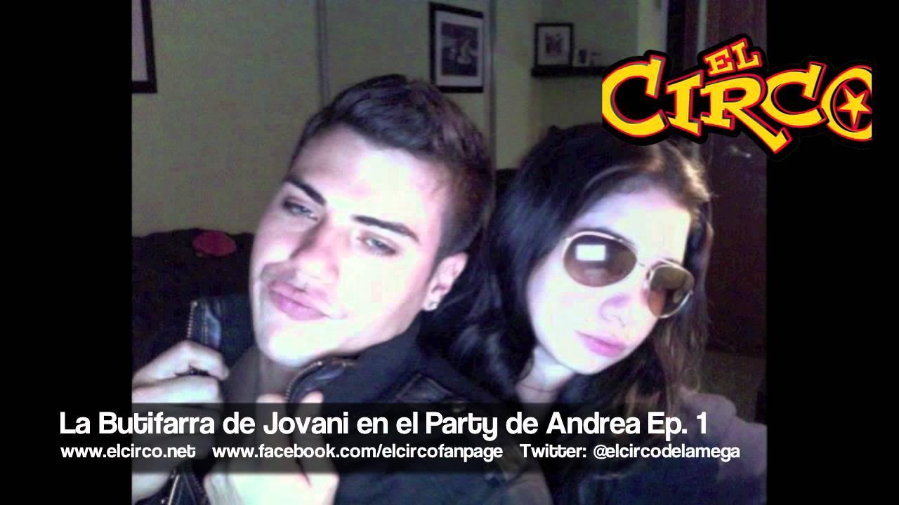 Andrea De Castro Desnuda la butifarra de jovani en el party de andrea ep. 1 | doovi