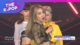 Download lagu 3YE, DMT(Do Ma Thang) [THE SHOW 190528]