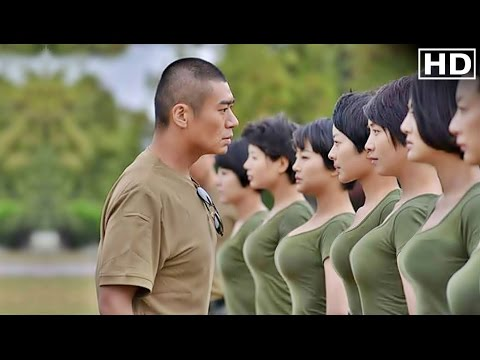 Chinese Female Soliders