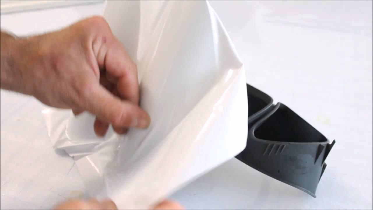 high tack klebefolie grundierungsfolie auf kunststoff. Black Bedroom Furniture Sets. Home Design Ideas