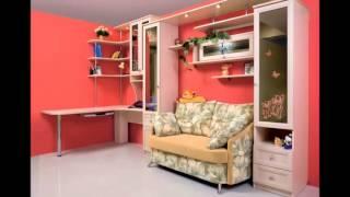 видео мебель для детской комнаты