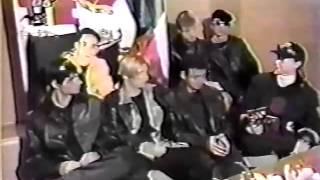 Backstreet Boys - 1996 - Samantha K Party (Japan) (@_BoysOnTheBlock)