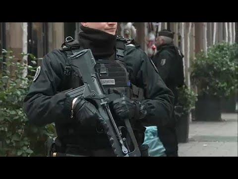 Eurodeputados aprovam relatório sobre terrorismo