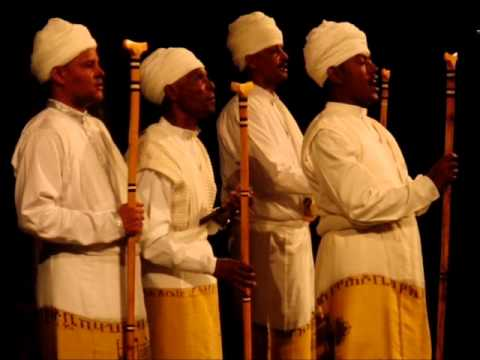 Saint Yared Choir, Debtera from Ethiopia, Live in Cologne, Sacred Music, Liturgy, Part I