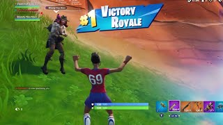 Fortnite #164: Soccer skin win