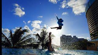 괌 여행 브이로그(Guam vlog), 돌핀크루즈 , …
