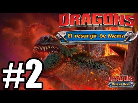 [VIDEOGUÍAS] Dragones el Resurgir de Mema - #2 Consejos y Dragones Legendarios
