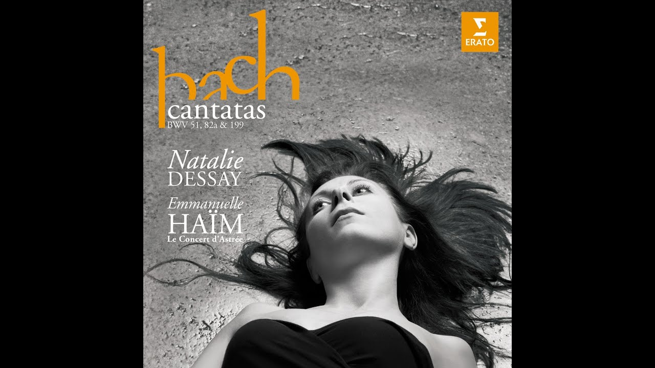 bach cantatas dessay haim Bach: cantatas / natalie dessay, emmanuelle haïm,  with dessay, natalie on  cd order from your preferred classical music cd store.