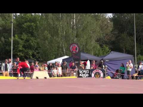 Andre Julio Hansson - 7th place Stockholm Freestyle Pro/Am Final - Run 1