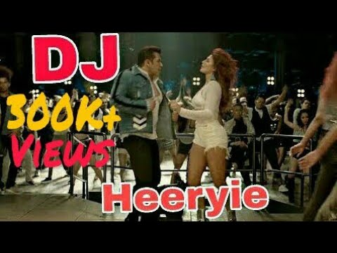 Heeriye  Race 3   ( club mix ) DJ Remix  Salman khan