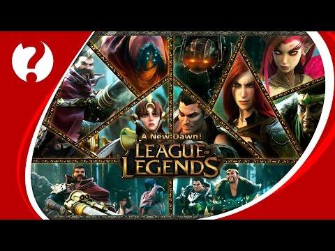 En çok Kullanılan 10 League Of Legends Karakteri