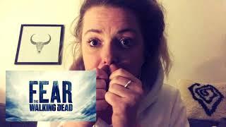 Fear The Walking Dead Season 4 Trailer Reaction