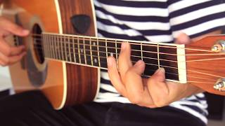 Give Thanks Fingerstyle - Zeno (Henry Smith)