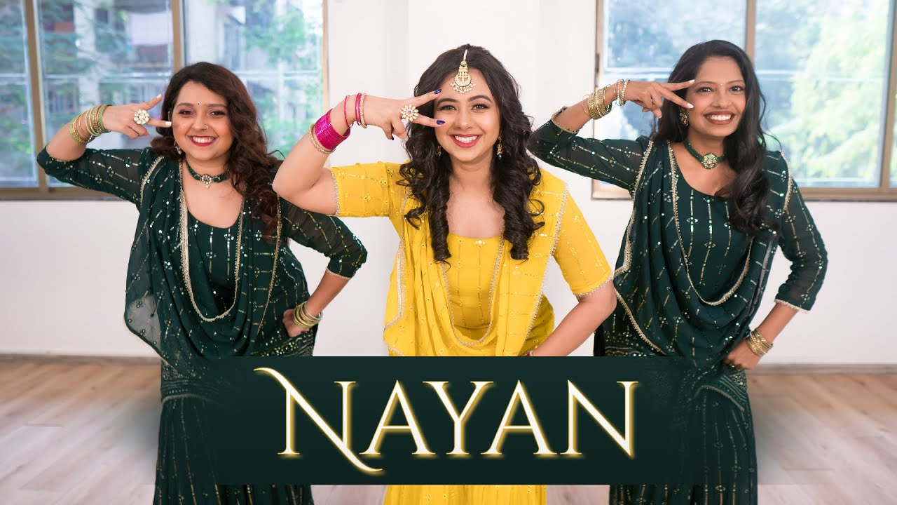Nayan | Dhvani B |Team Naach Choreography
