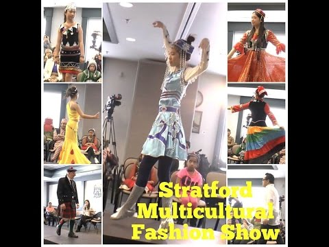 Stratford Multicultural Fashion Show 2015