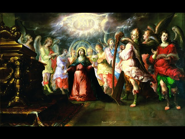 Holy Name of Mary: Who Named Our Lady? ~ Fr Armand de Malleray, FSSP