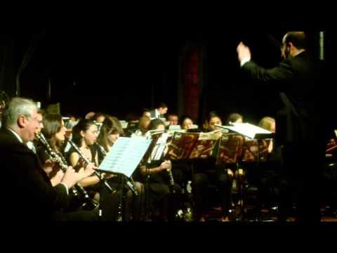 Psalm for Band op. 53 (1952), Manhattan Wind Ensemble 12-4-2012