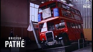 Bus Road Test (1957)