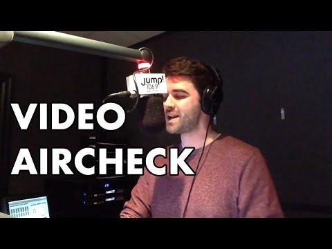 Video Aircheck - Johnny Novak - JUMP! 106.9
