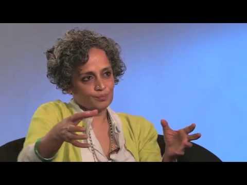 Arundhati Roy in conversation with Tariq Ali, Part I