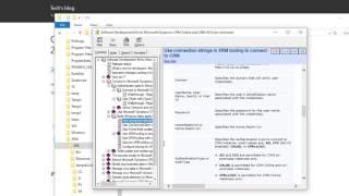 CRM Dynamics MetadataBrowser Part1