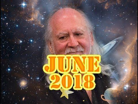 Rick Levine Astrology Forecast for June 2018