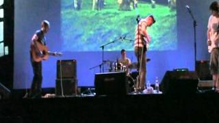 July Skies - coastal stations ( Live In Rimini 7-7-2012 )