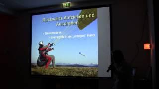 """Vorschau für YouTube-Video """"Peter Cröniger - Effektive Flugtechnik -- optimiert auf Gleitschirme der neuen Generation 2/2"""""""