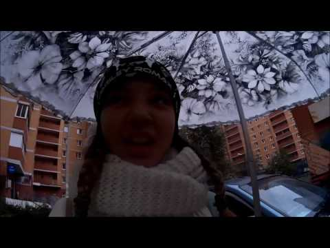 VLOGШкола,танцы и дождь.....22.09.16