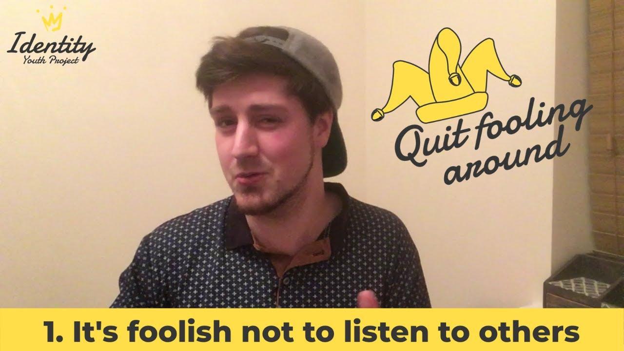 Quit Fooling Around Pt.2