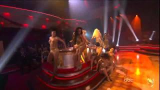 Christina Aguilera - Live Show TV - 2010 -
