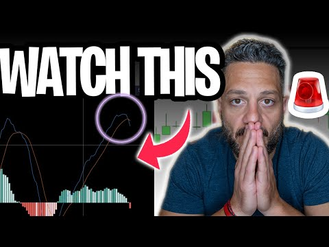 THE STOCK MARKET JUST FLASHED A BEARISH SIGNAL 📉🚨   WATCH FOR THIS!