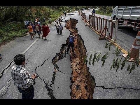 Mega Earthquake Shakes Tonga